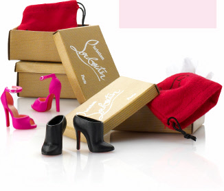 Barbie By Christian Louboutin Shoes